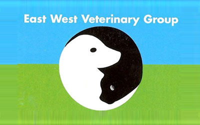 East West Vets logo